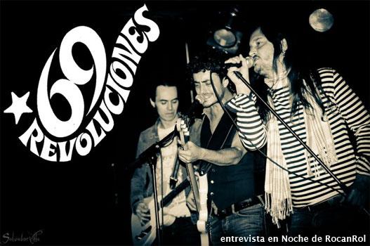 entrevista Noche de RocanRol #sancocho.com webzine