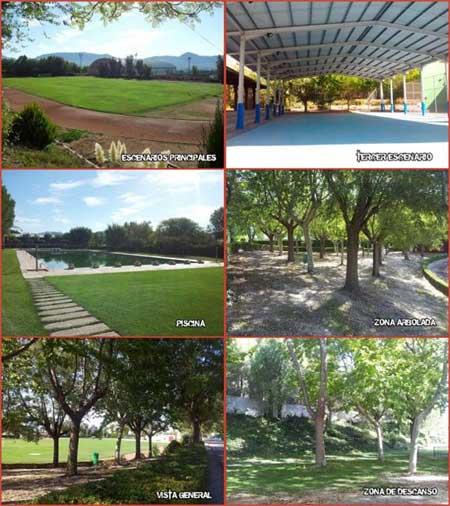 Leyendas del rock y aupa lumbreiras 2013 fechas y for Piscina municipal alicante
