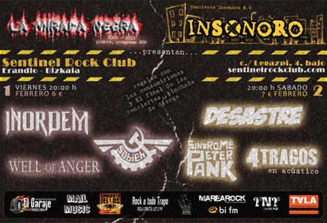 conciertos punk rock