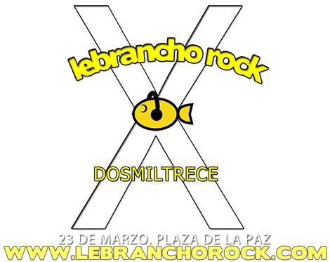 Lebrancho Rock 2013