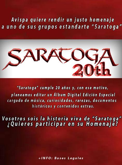 Saratoga 20 Años