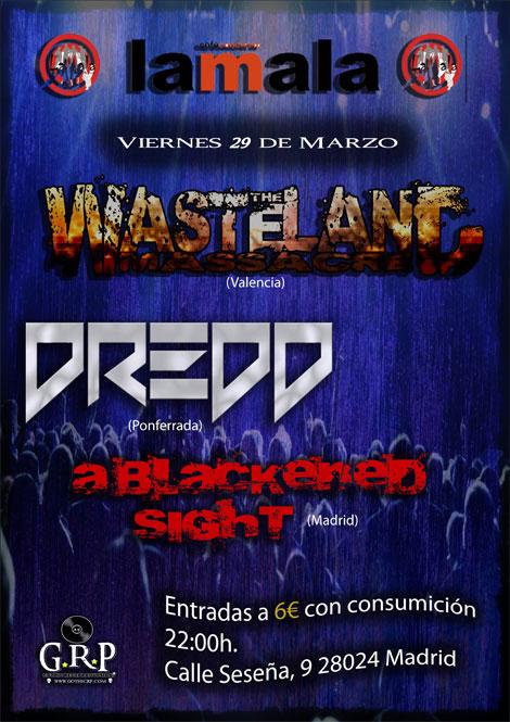 Guia de Conciertos Heavy Metal en España 2013