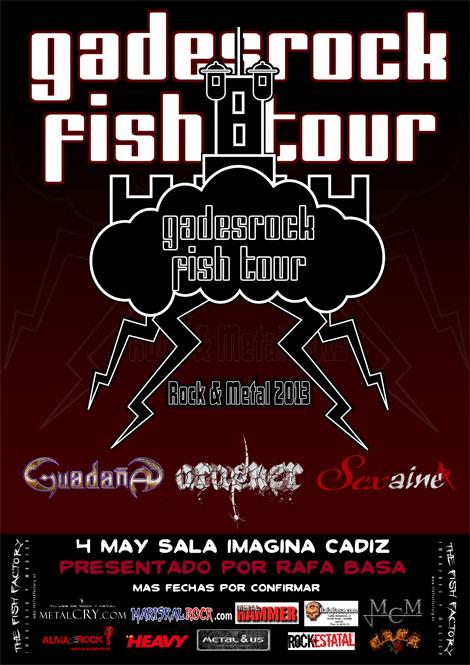 Guia de Festivales Heavy Rock España 2013 (Cadiz)