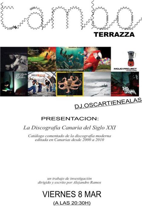 Discografia Canaria del Siglo XXI