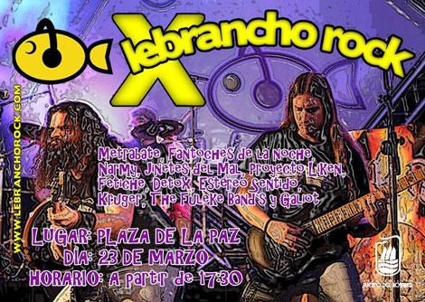 Guia de Festivales Rock Canarias 2013
