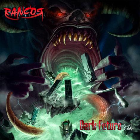 Nuevo disco de Rancor Portada