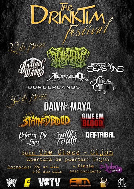 Guia de Festivales Metal en España 2013