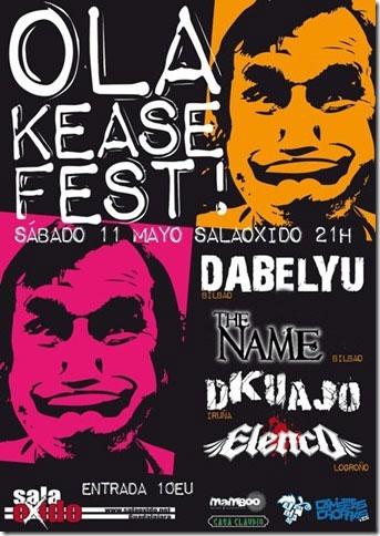 Ola Kease Fest