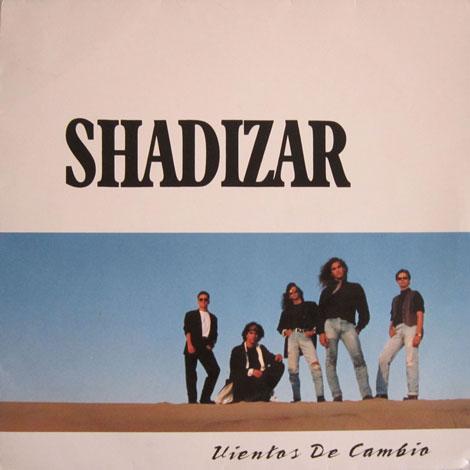 """Shadizar """"Vientos de Cambio"""" Portada"""