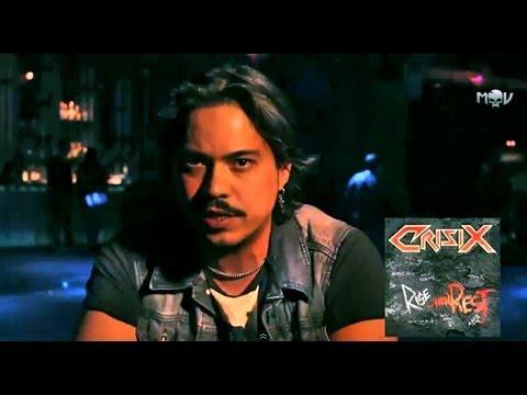 "Review en vídeo del nuevo disco de Crisix ""Rise …then Rest"""