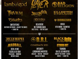 Cartel Resurrection Fest 2013 por dias