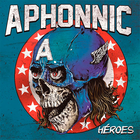 """Aphonic regresa con su cuarto trabajo """"Héroes"""""""