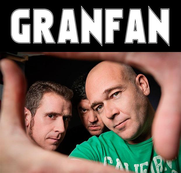 GranFan en la guia de Bandas Rock de España