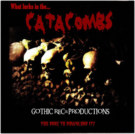 Catacombs recopilatorio de Gothic Rec&Productions