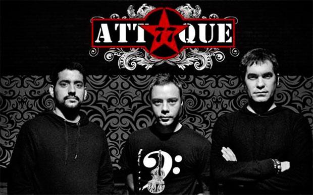 Attaque 77 Foto Grupo