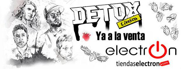 Detox - Citrico nuevo disco