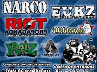 Guia de Festivales Punk Rock en España 2013