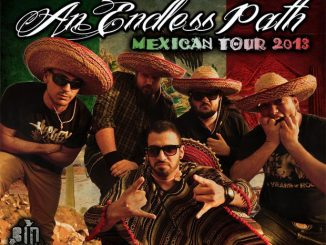Fecha Gira An Endless Path por Mexico 2013