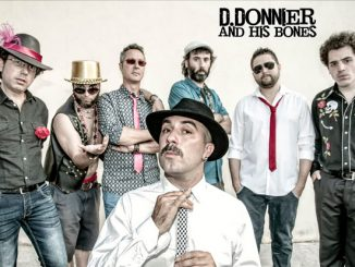 "D.DONNIER & HIS BONES ""Flamboyant"""