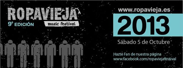 Agenda de Festivales Rock en Canarias 2013