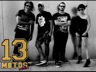 Foto Logo 13 Motos Punk Rock Canario de Tenerife