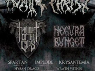 Gira europea de Rotting Christ 2013 junto a Hyban Draco