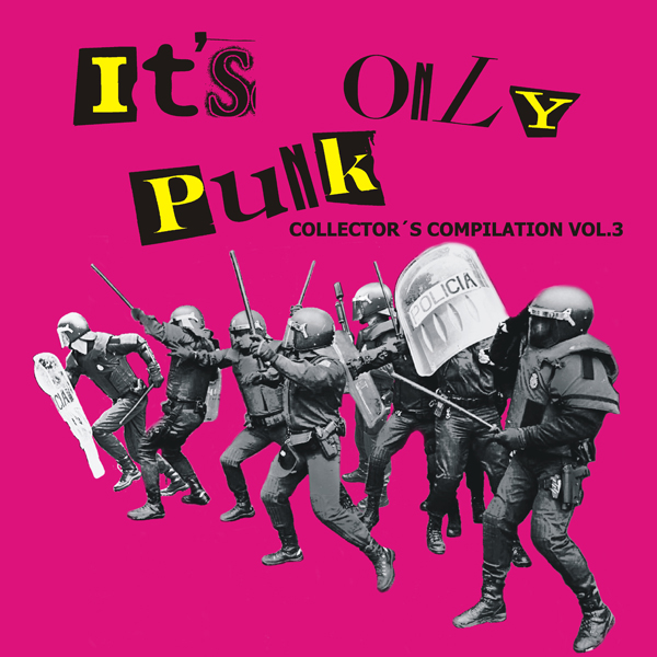 Its Only Punk Portada