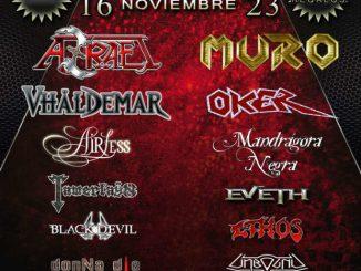 Cartel Festival Metal Norte 2013