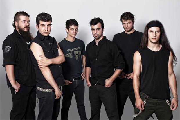 Olvido Metal foto grupo