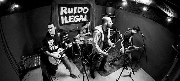 Biografia Musica y Fotos de Ruido Ilegal