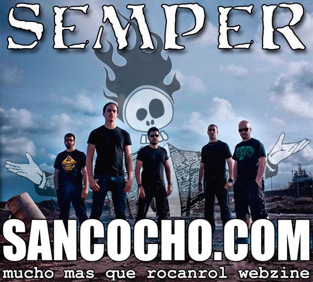 Entrevistas Metal Canario en sancocho.com webzine