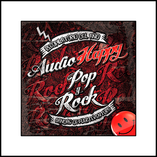 Recopilatorio Pop Rock de Fuerteventura Audio Happy