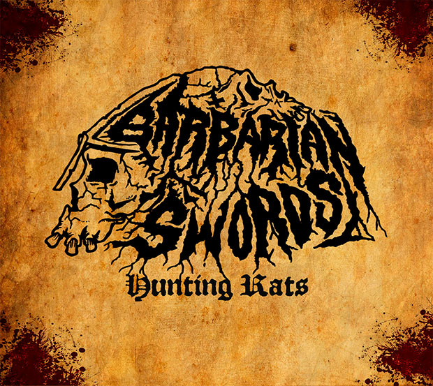 Single adelanto Barbarian Swords