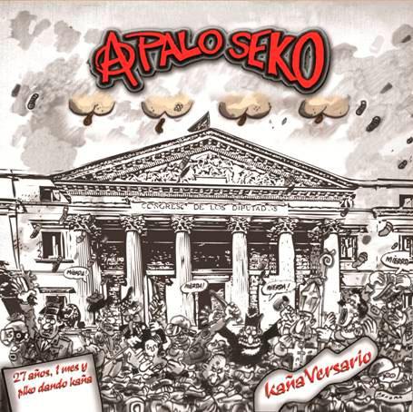 Nuevo disco de Apaloseko