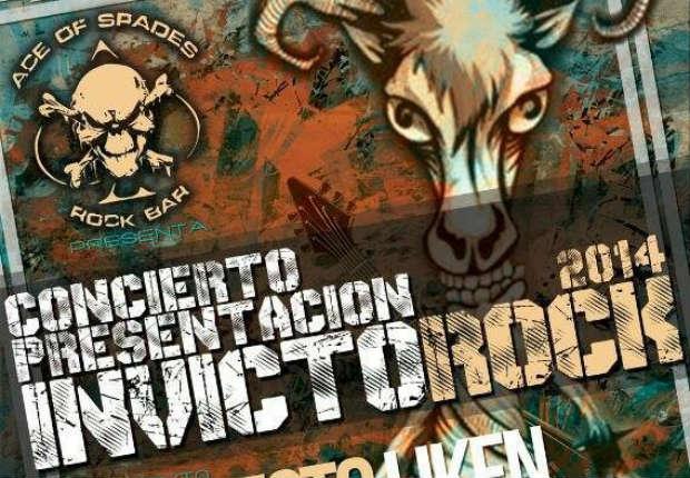 Invicto Rock 2014 Presentacion