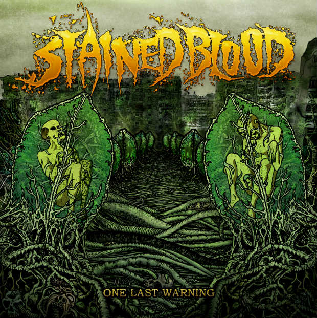 Descargar disco de Stained Blood Gratis