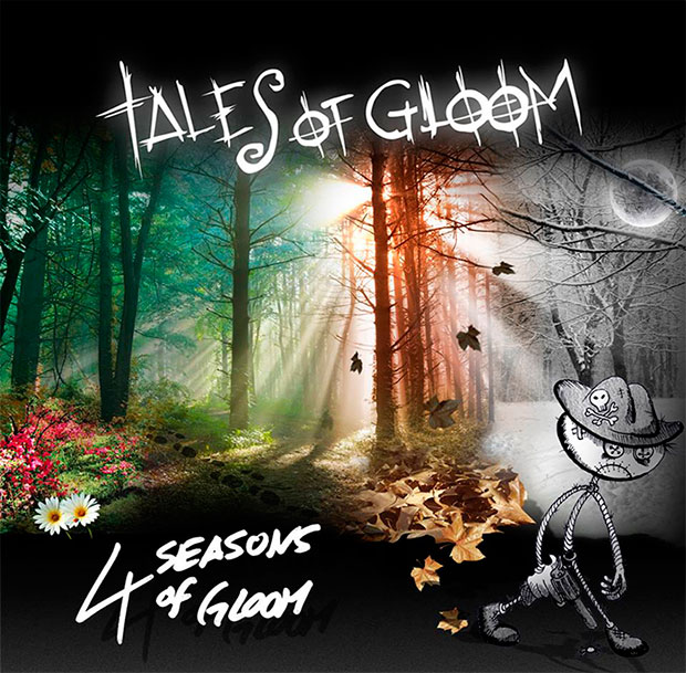 Tales of Gloom portada 4 Seasons of Gloom