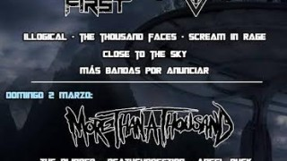New Generation Metal Fest en Madrid