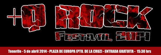 +Q Rock Festival Tenerife Canarias 2014