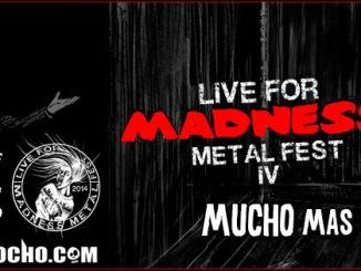 Especial Live for Madness Metal Fest 2014