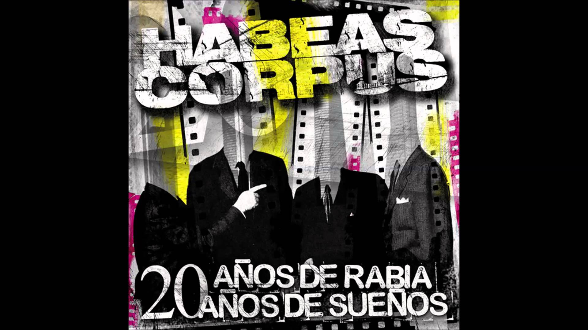 Habeas Corpus grabando
