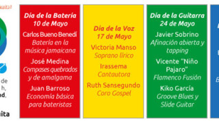 Mes de la Musica en Tres Cantos, Madrid