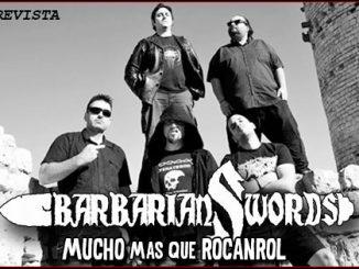 Entrevista a Barbarian Swords con Von Pax