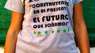 Nuevas camisas Espacio Social La Casa 10º aniversario