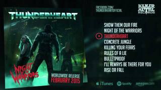 Adelanto nuevo disco de Thunderheart