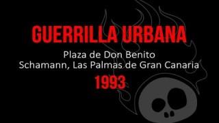 Guerrilla Urbana en Las Palmas 1993 [vídeo]