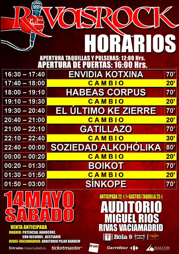 rivas-rock-2016-horarios