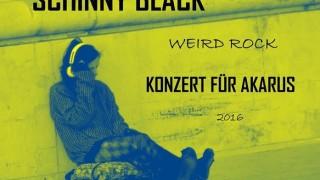 """Schinny Black """"Koncert für akarus"""" [reseña]"""