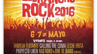 Festival Lebrancho Rock 2016