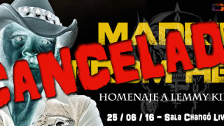 Se suspende Madrid From Hell